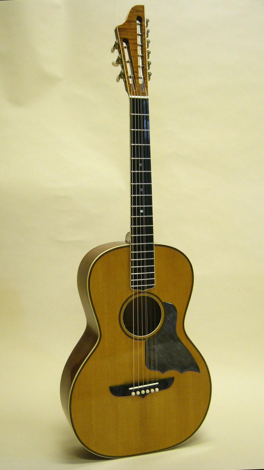 9 string fraulini guitars. Black Bedroom Furniture Sets. Home Design Ideas