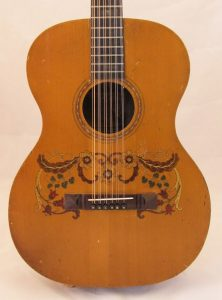 Decal Stella 12 with poplar back and sides